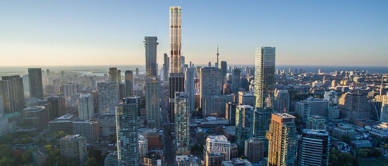 Toronto Yeni İnşaat Projeleri